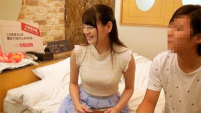 素人大学生の性欲徹底検証 朝までエッチしなければ賞金10万円