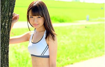 エッロ~い女子大マラソン部員 早乙女夏菜18才