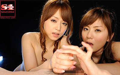 美しい痴女の接吻と性交 麻美ゆま 吉沢明歩